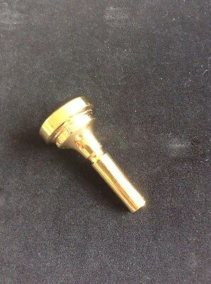 Trombone Mouthpiece Denis Wick Gold Plated 2AL