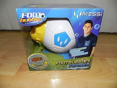 Messi Foot Bubbles Trainer with extra bubble pack