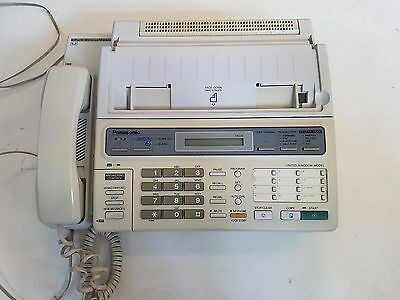 Panasonic KX-F2300E Telephone Answering System Fax Machine, Tested, Trusted Shop