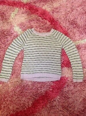 Just Jeans Girls Size 10 Jumper