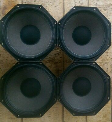 Philips Woofer 22AH468.4 piece .8in AD8067/W4E.4 x passive etc .rare opportunity