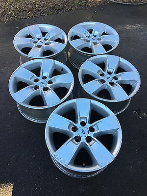 Ford 17 Inch Rims Set Of 5 FPV
