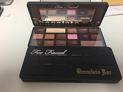 Too Faced Eye Shadow Palette Make Up Cosmetics 16 beautiful Colours Eyeshadow UK
