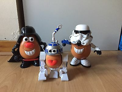 Mr Potato Head Star Wars Bundle