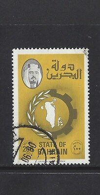 Bahrain  #234  Used - 1976 - 1980