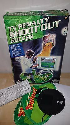 TV Penalty Shoot Out Soccer (Football) - Plug 'N' Play to Your TV - Tested