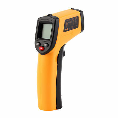 Non-Contact Digital IR Infrared Thermometer Handheld Laser Temperature Gun UX