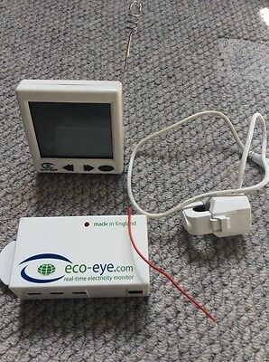 Eco-Eye Real Time Electricity Monitor