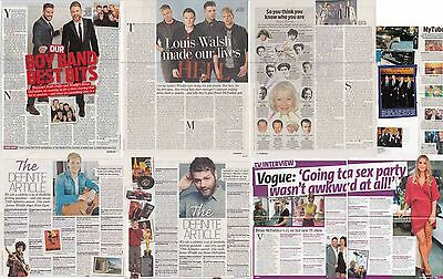 WESTLIFE : CUTTINGS COLLECTION -interviews-