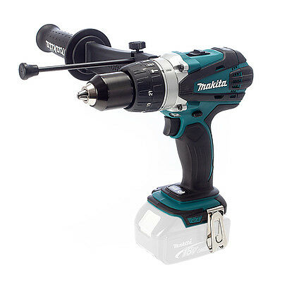 Makita DHP458Z 18V LXT 2 Speed Combi Drill Body Only UK STOCK