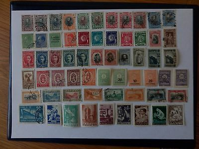 Bulgaria  A Small Collection Of Used Stamps
