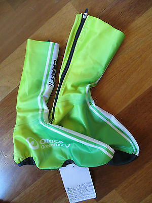 Orica GreenEDGE Aero TT Shoe cover HIGH - L/XL