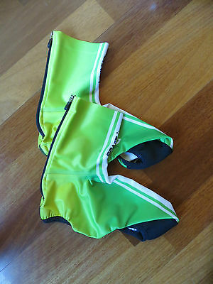Orica GreenEDGE Aero Shoe cover - L/XL