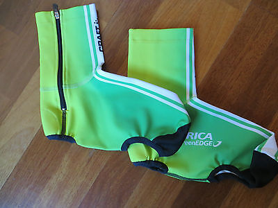 Orica GreenEDGE Spring Booties - L/XL