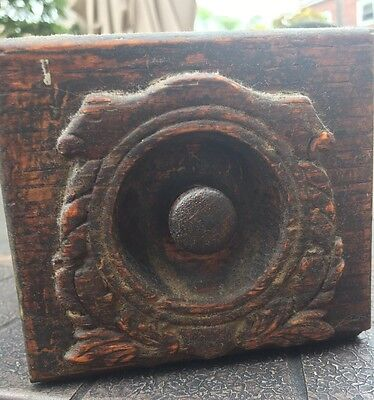 Knob For Antique Singer Treadle Sewing machine wood Drawer