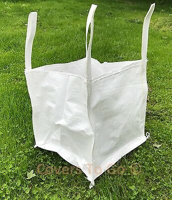 Heavy Duty Garden Waste Bags Sacks Grass Rubble Dumpy