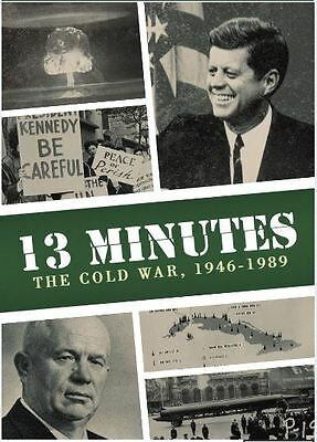 13 Minutes Card Game - The Cuban Missile Crisis