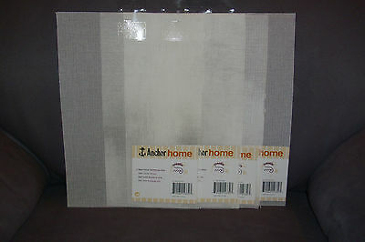 Anchore home creative Coats Stramin Sticken ca. 21x29,5cm  Weiss