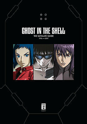Ghost in the Shell: The Ultimate Guide - Deutsch - EMA / Egmont - NEUWARE