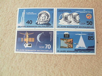 Postage Stamps Ddr 1986
