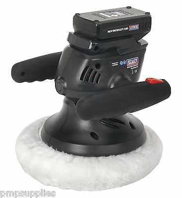 Sealey CP2518L Cordless Lithium-ion Polisher 240mm 18V AND FREE GIFT!
