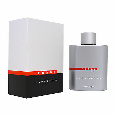 Prada Luna Rossa Boxed Shower Gel Men Shower Gel 200ml