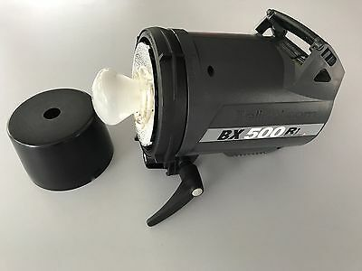 Elinchrom Flash strobe studio 500 W/s BX500 Ri / BRX500 Etat neuf Top affaire