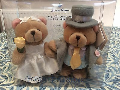 Forever Friends Bride& Groom. Boxed & New.