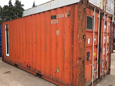 20ft X 8ft Used Storage / Shipping Container, FREE DELIVERY !!!!