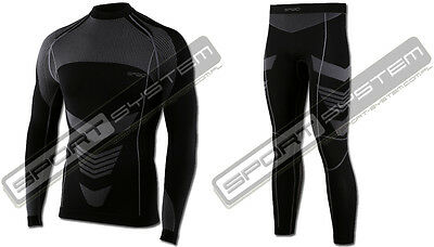 New. SPAIO® Moto Dryarn Bikers System MEN. Profesional motorcycle base layer