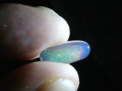 Natural Opal Crystal Indonesian Beautiful Color 2,65 cts