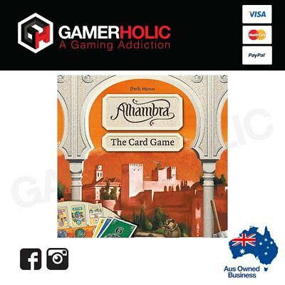 Alhambra The Card Game Board game Brand New