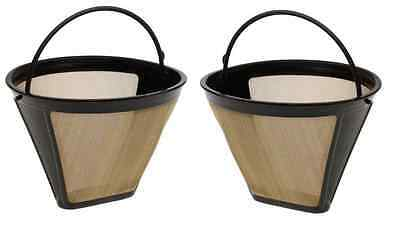 Cuisinart GTF Gold Tone Filter for DTC-850 Coffee Maker, Set of 2