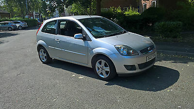 Ford Fiesta 1.4 Zetec Climate 3dr 2007