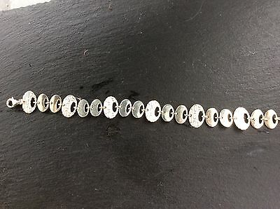 Fossil Silver Bracelet in excellent condition