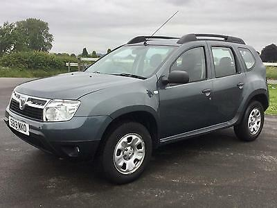 2013 13 Dacia Duster 1.5dCi( 109bhp ) 4X4 Ambiance Diesel