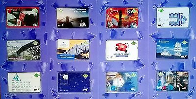 RARE BT PHONECARDS COLLECTORS PACK X12. ISSUE  1. 1996. Incl Rare Coca Cola Card