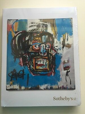 Sotheby's  Contemporary  Art Evening Auction 18 May  2017 New York NEW