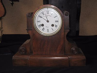 vintage french clock 1855