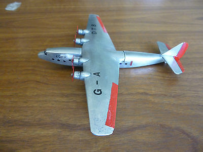 Dinky Aircraft 62p Armstrong Whitworth Ensign Class Airliner - 1945-1949