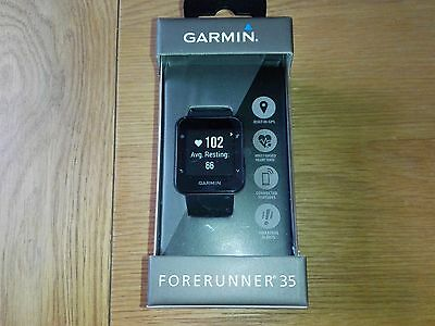 Garmin Forerunner 35 - GPS activity tracking watch - Brand new/boxed