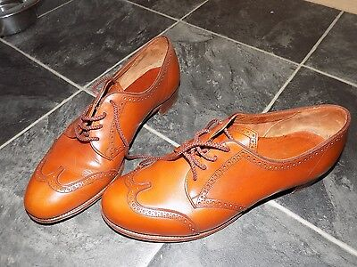 LADIES MODERN PHYSICAL CUTURE A SELBY SHOE 1950s VINTAGE SHOES SIZE 8.5B UK 7
