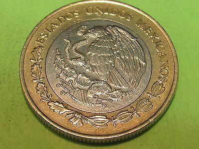 Bi-Metal  2014 Mexican .....combine shipping 1 to 10 coins for $2.60