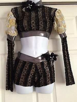 Dance Costume - Lyrical/jazz - Size Adult Small