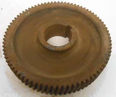 Unknown Brand Helical Gear, 32011, Bz, 79 Teeth