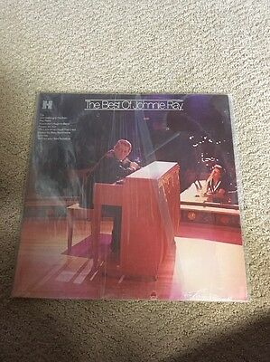 The Best Of Johnnie Ray Greatest Hits Vinyl Lp Record VG+ NM