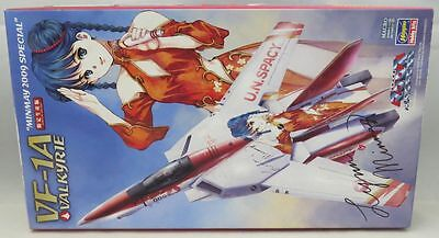 Hasegawa 1/72 Macross VF-1A Minmay Special 2009 Model Kit Limited Edition 65787