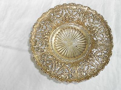 Gorham Whiting Sterling Silver Candy Dish or Small Compote Tray 196 Grams  #2