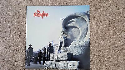 The Stranglers Aural Sculpture 1984 1st UK Press 12'' LP