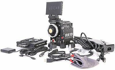 Red Epic X Dragon 4K 6K Cinema Camera Kit With Accessories. Free Shipping.